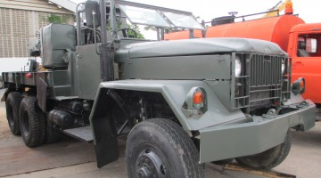 (47)รถเลียวเครนทหาร 7.5 ตัน